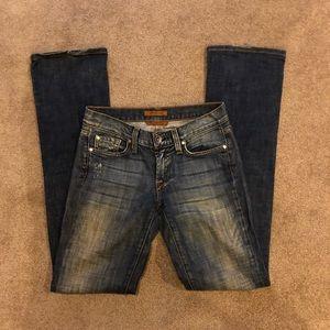 Denim - ARDEN B Signature Boot Jeans Size 24L